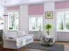Subtle design of Aino roller blinds