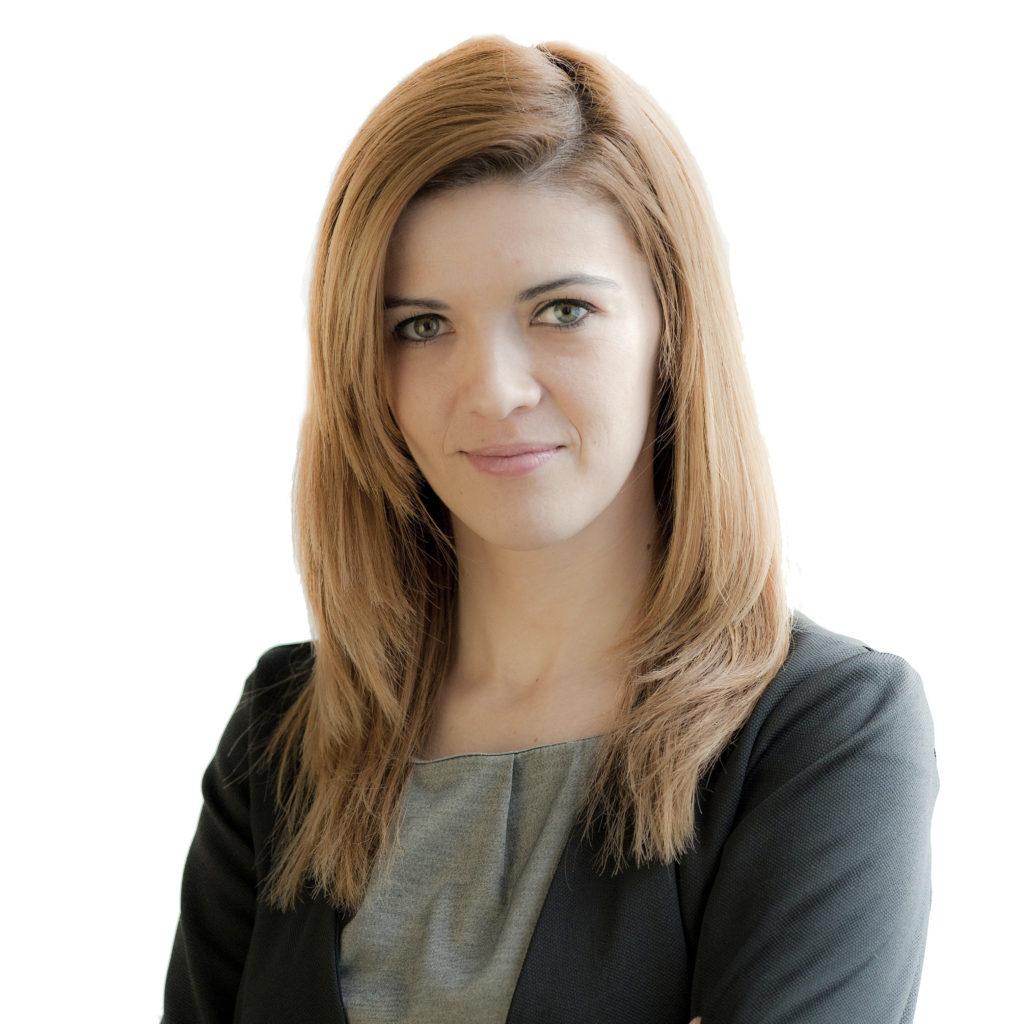Agata Jaromin Specjalista ds. Sprzedaży Vertex S.A.