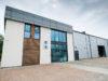 Nowy zakład i hala montażowa żaluzji fasadowych