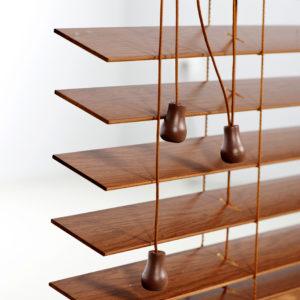 Żaluzje drewniane 50 mm
