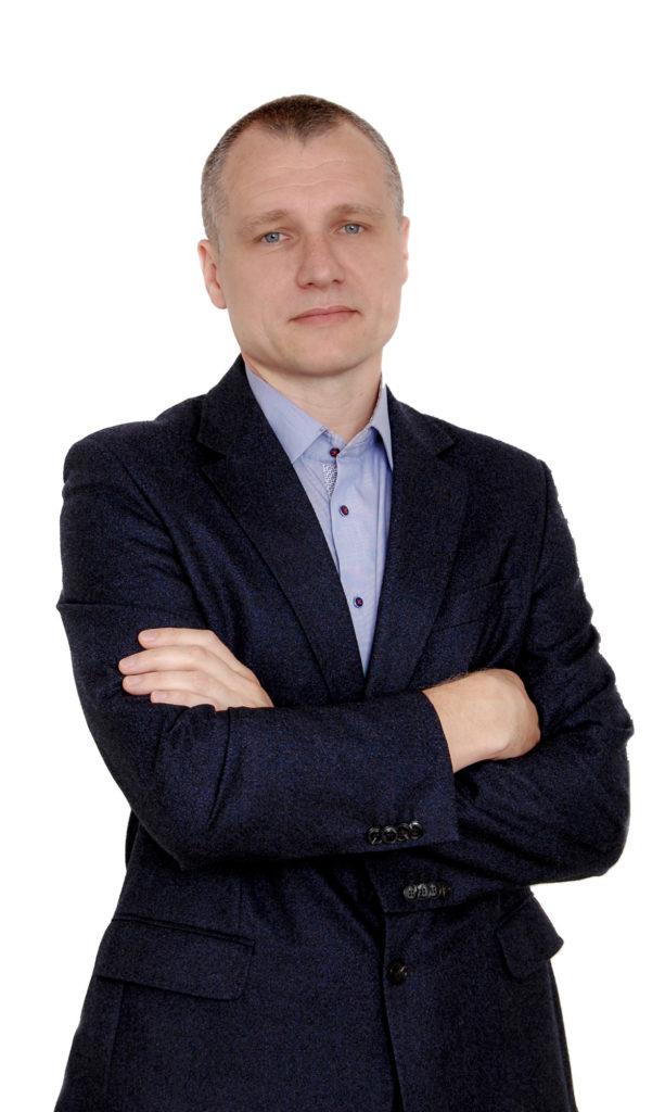 Janusz Gibas Prezes Zarządu