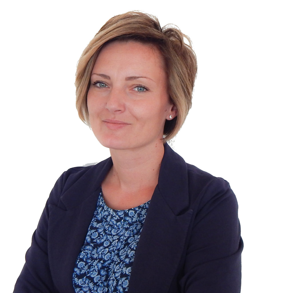 Katarzyna Jendrysko Kierownik Działu Sprzedaży Vertex S.A.