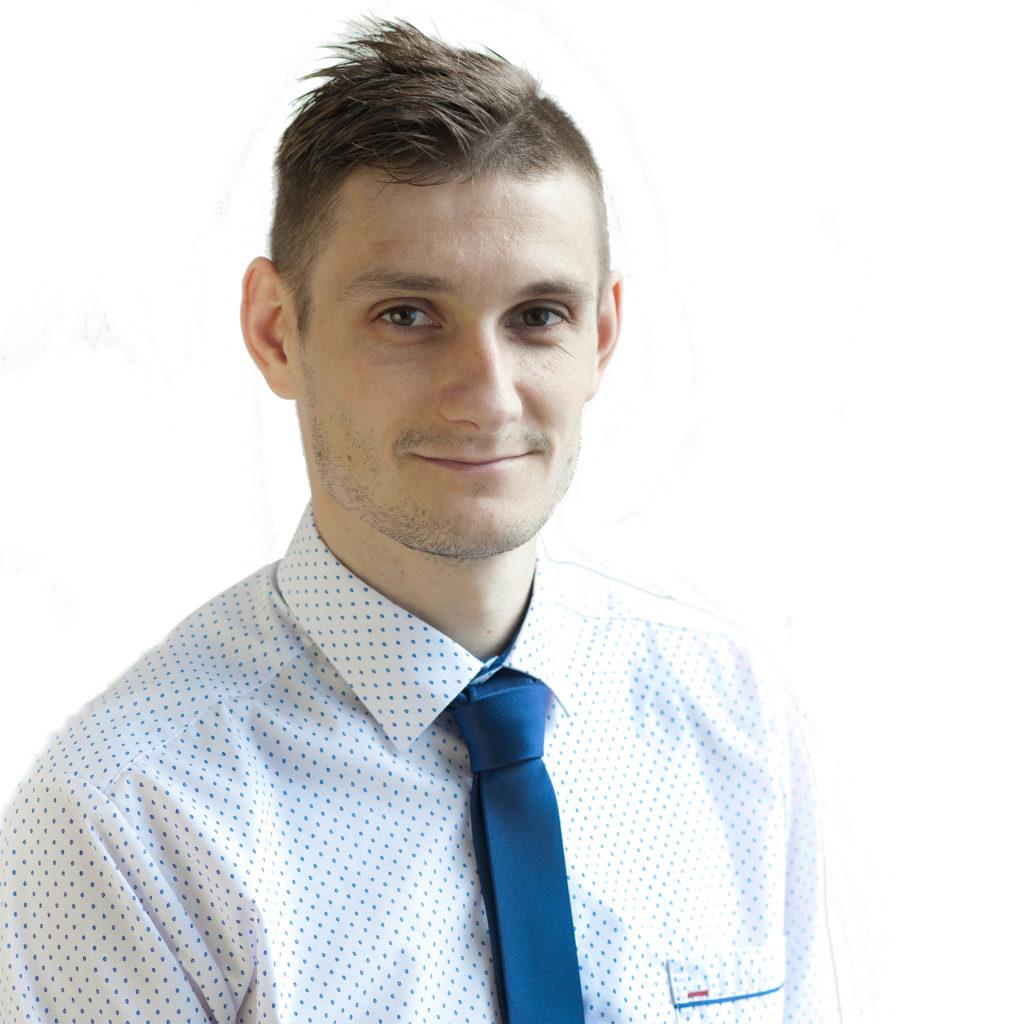 Szymon Skęczek Specjalista ds. Sprzedaży Vertex S.A.
