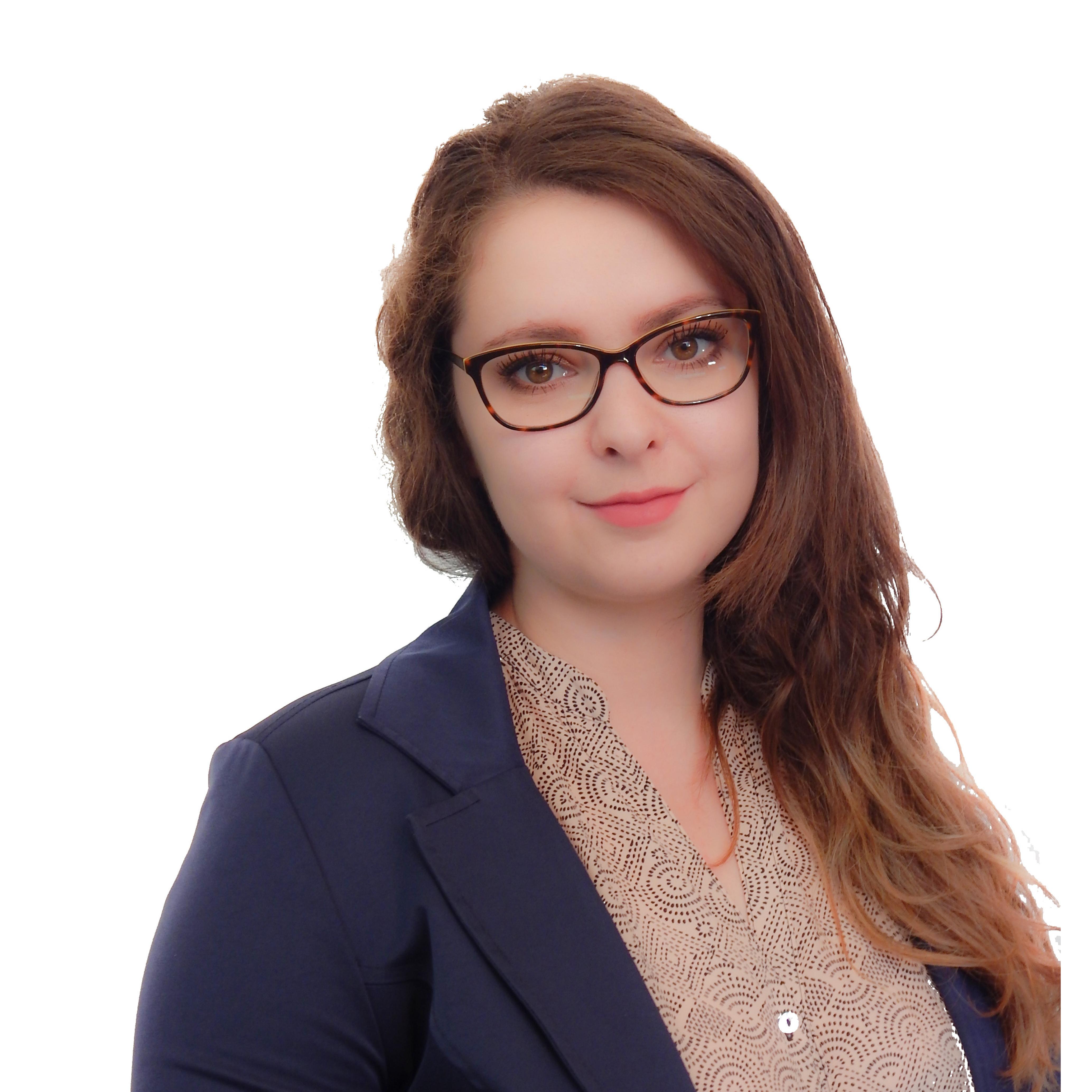 Zuzanna Konieczny Specjalista ds. Eksportu Vertex S.A.