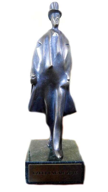 Statuetka Czechosław