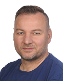 Przedstawiciel handlowy Robert Nadrau