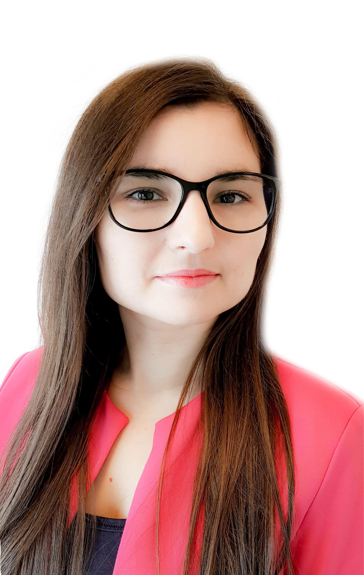 Sabina Cieślar-Srebrakowska Specjalista ds. Eksportu Vertex S.A.