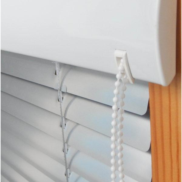 żaluzje aluminiowe łańcuszkowe