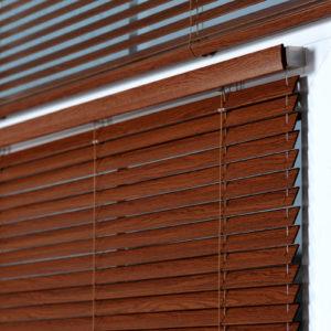 Żaluzje drewniane 25 mm