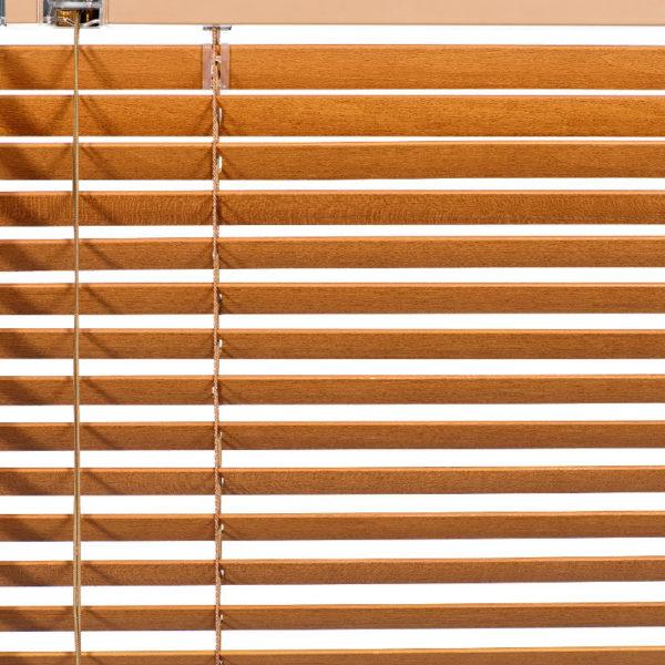 zaluzje drewniane 25 mm
