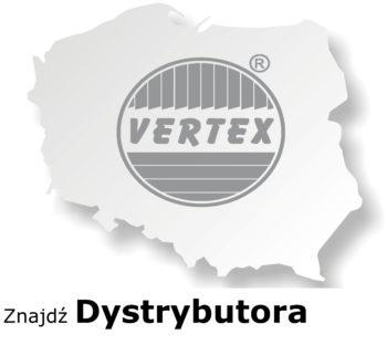 Znajdź dystrybutora produktów Vertex